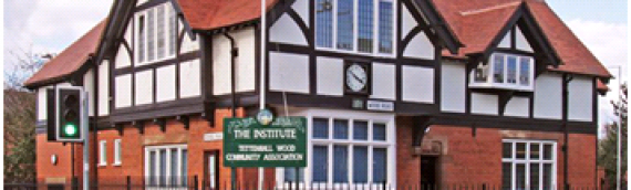 Mindfulness Based Stress Reduction Course: Starts 14th January 2020 – Tettenhall Wood Institute