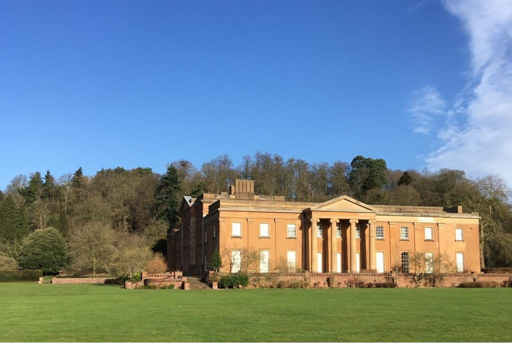 View of Himley Hall